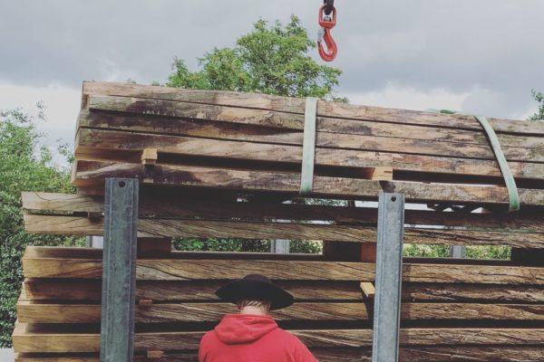 Holzhandwerk Bertsch Holzlager_holztransport
